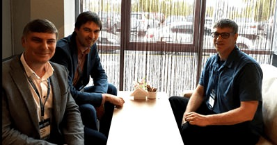 Coffee talk with Andriy and Ivan from Perfectial