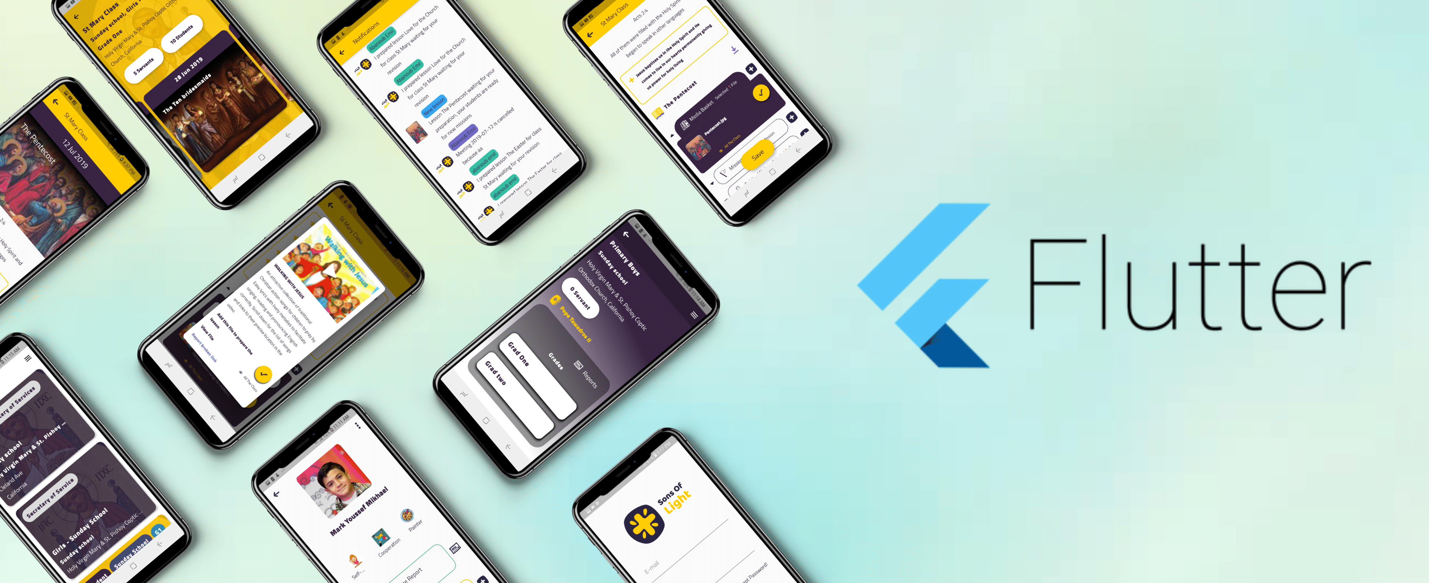 10 Reasons to Use Flutter for Your Next Big Mobile Project